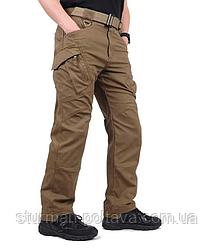 Тактичні штани Urban Tactical колір кайот