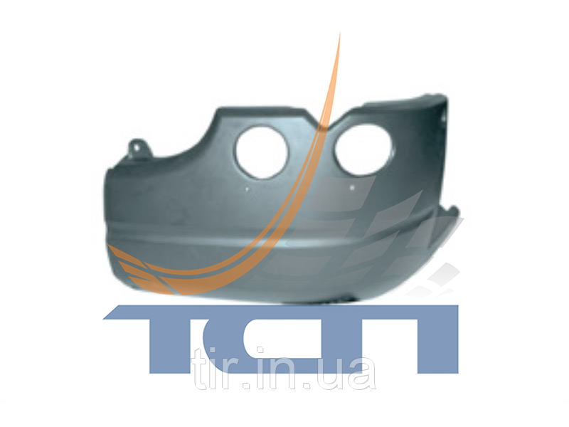 Корпус противотуманной фары левый SCANIA 5R 2004> T660003 ТСП