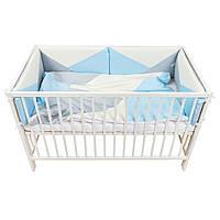 """Постельное белье для малыша с защитой """"Morrow Sky"""", фото 1"""