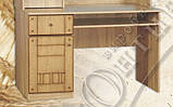 Стол без надстройки Остров сокровищ (Континент) 1200х650х750мм, фото 3