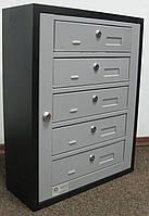 Ящик почтовый многосекционный ЯП-05