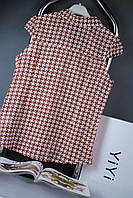 Рубашка на пуговицах большого размера