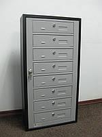 Ящик почтовый многосекционный ЯП-08
