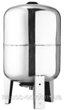 Гидроаккумулятор для воды Euroaqua вертикальный 100л (нерж, разборной)