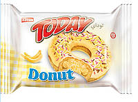 Пончики TODAY DONUT BANANA 50гр
