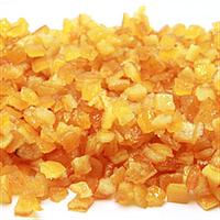 Апельсиновые цукаты, кубики, Испания, 100 г