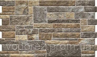 Фасадная плитка для стен Cerrad CANELLA DARK 490x300x10 , фото 2