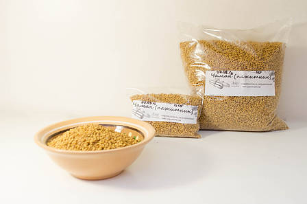 Чаман (пажитник, шамбала, фенугрек) семена