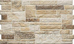 Фасадная плитка для стен Cerrad CANELLA NATURA  490x300x10