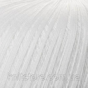 Пряжа Mondial Nilo 16 белый