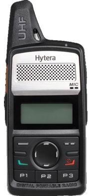 Радиостанция Hytera PD-365 (Цифро-аналоговая)