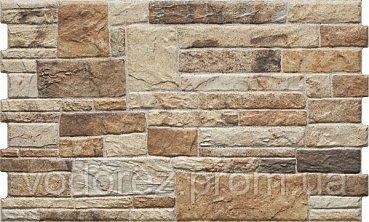 Фасадная плитка для стен Cerrad CANELLA  TERRA 490x300x10