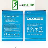 Оригинальный аккумулятор АКБ батарея Doogee X5 Max/ X5 Max Pro 3800 mAh