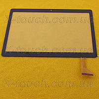 Тачскрин, сенсор mf-808-096f черный для планшета, 222х157