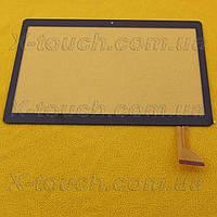 Тачскрин, сенсор  MJK-0419-FPC черный для планшета,222х157