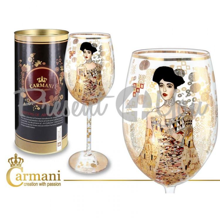 Бокал для вина Г.Климт «Адель»