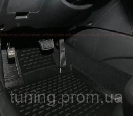 Коврики салона NOVLINE для Hyundai Sonata 2010-on