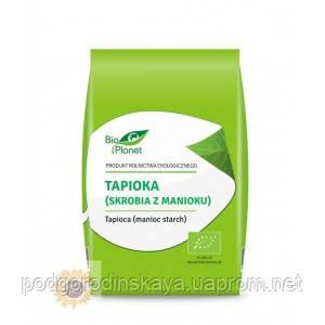 "Тапиока (крахмал из маниоки) - 400 г - TM ""Bio Planet"""
