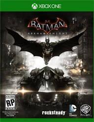 Batman: Arkham Knight (Xbox One, русские субтитры) + Harley Quinn DLC