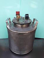 Автоклав бытовой  16 пол.литр., из нержавеющей стали для домашнего консервирования