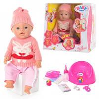 Кукла типа Беби Бон BB 8001 K аналог Baby Born