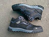 Мужские зимние спортивные кроссовки Splinter из натуральной кожи и меха