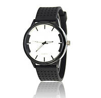 Спортивные мужские часы на силиконовом ремешке