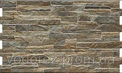 Фасадная плитка для стен Cerrad NIGELLA DARK 490x300x10