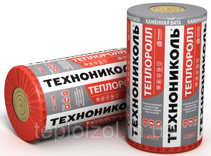 Утеплитель рулонныйт Теплоролл Технониколь 100мм