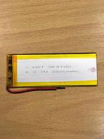 Внутренний Аккумулятор 99*37*3 (2000 mAh 3,7V) 303796 AAA класс в Запорожье