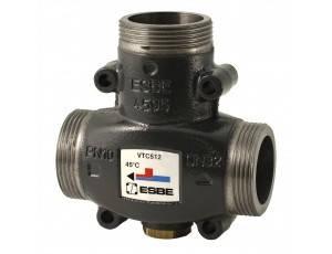 Клапан термостатический смесительный VTC512 G 11/4'' DN25 Kvs 9
