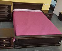 Кровать деревянная Вероника Veronika /кубик (Украина)