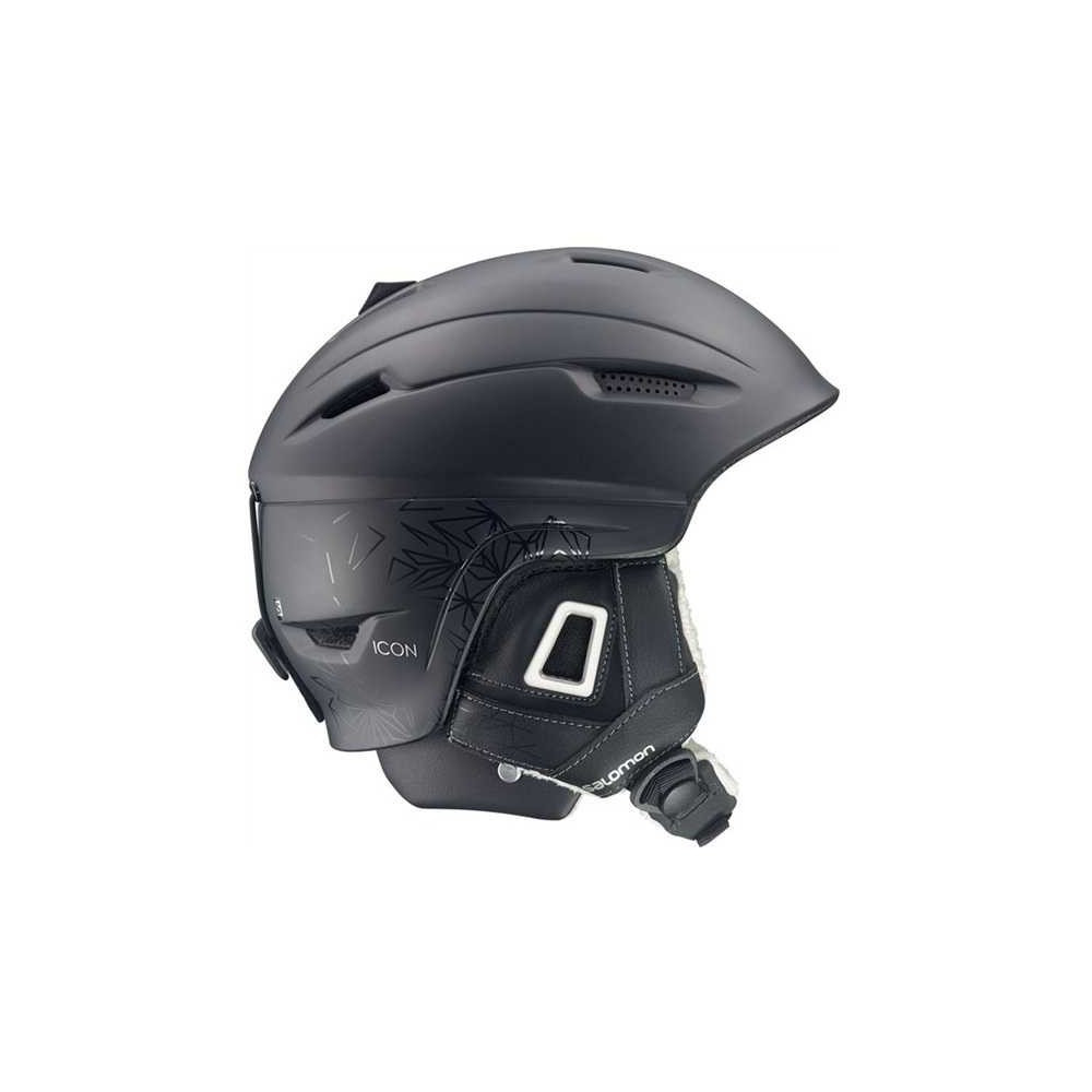Salomon шлем Icon Custom Air 2015