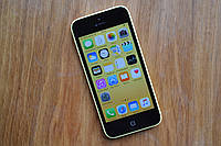 Apple Iphone 5c 8Gb Yellow Neverlock Оригинал!