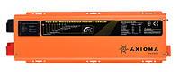 Гибридный ИБП 3000Вт 48В, AXIOMA energy IA3000-48