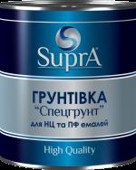 Грунтовка «Спецгрунт» Супра антикорозійна