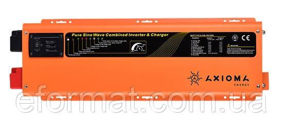 Гибридный ИБП 5000Вт 48В, AXIOMA energy IA5000-48