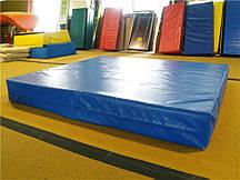 Тиа-Спорт Мат страховочный 200-200-20 см Тia-sport