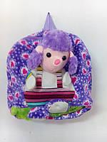 Детский рюкзак Овечка фиолетовая