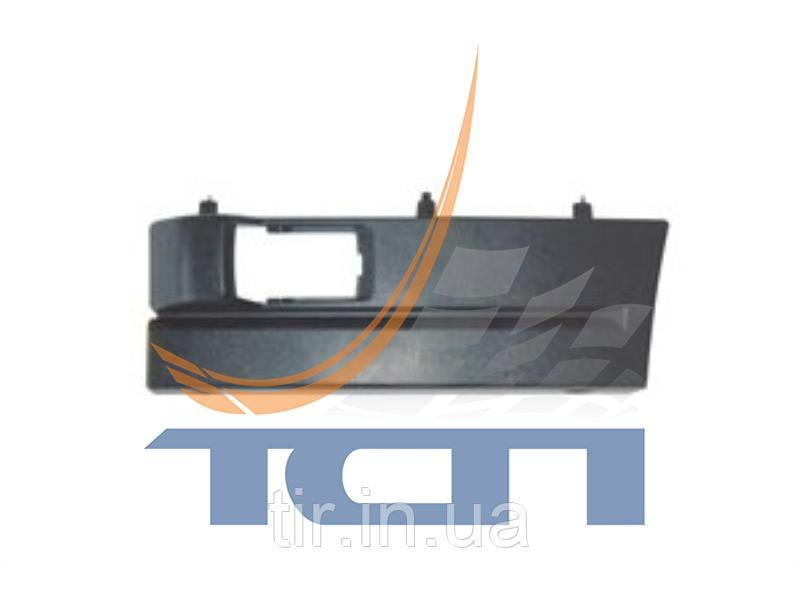 Крышка центральной подножки левая SCANIA 5R/6R T660046 ТСП