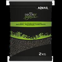 Грунт Aquael Basalt для аквариума базальтовый 2-4 мм, 10 кг