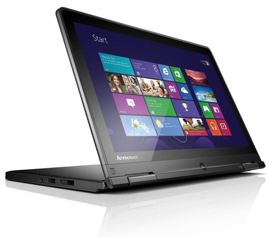 Ремонт ноутбука Lenovo ThinkPad Yoga S1