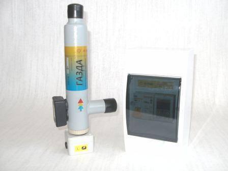 Комплект-котел электродный «ГАЗДА» КЕ-1-4,0 и автоматика G105-1-5, фото 2