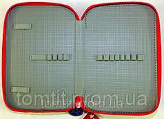 Пенал - книжка Cars (Тачки) двойной на 2 отделения, ТМ 1 Вересня, фото 2