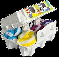 Набор детских носков в полоску SOGGS