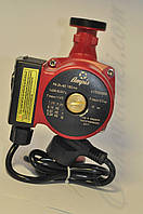 Циркуляционный насос Ampis 25-40-180 (Red) с гайками и кабелем