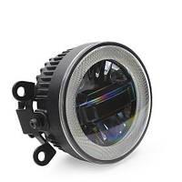 Дневные ходовые огни для Citroen C5 комплект левая+правая (DRL)