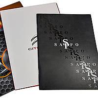 Презентационные папки, папки с логотипом, с фирменной символикой в типографии