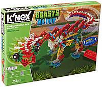 Конструктор робот Динозавр K'NEX K'NEXosaurus Rex c мотором