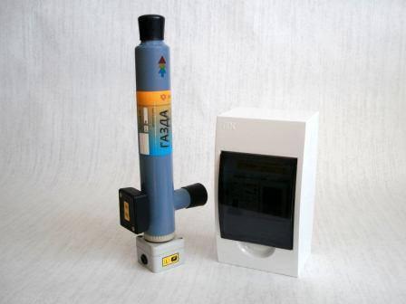 Комплект - котел электродный «ГАЗДА» КЕ-1-6,0 и автоматика G105-1-10, фото 2